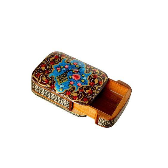 جعبه خاتم ، هنر ایرانی در طول زمان
