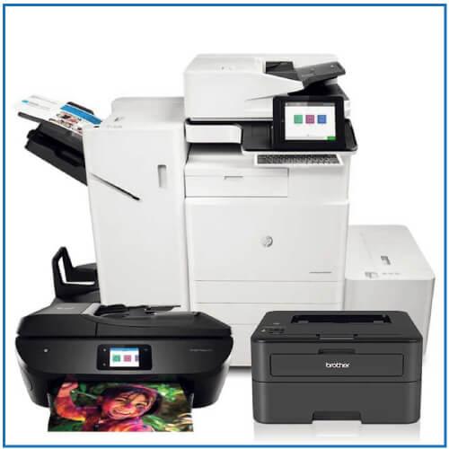 چاپگر چیست و انواع آن چیست؟