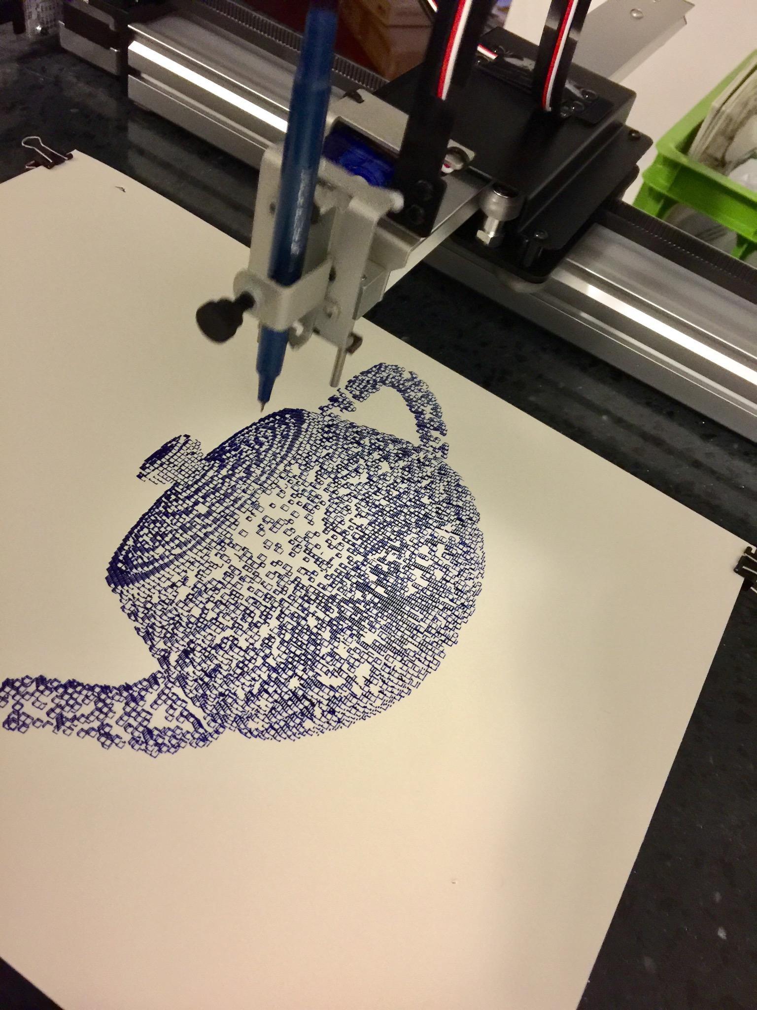 چاپگر دوبعدی دارای چه مشخصاتی ست