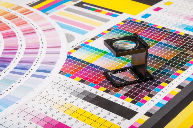 چاپ افست و روش کار آن چیست؟
